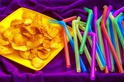 Chiper för helgnjutning Arkivbilder