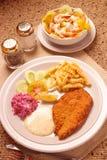 chipfisk Royaltyfri Bild