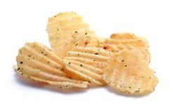 chipgräsplaner Royaltyfria Bilder