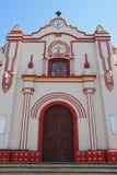 Chipilo church Stock Photography