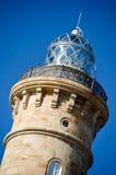 chipiona φάρος Ισπανία η πιό ψηλόη Στοκ Φωτογραφία