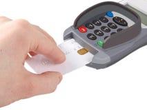 Chipkarte Stockbild