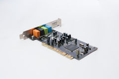 Chipkarte Lizenzfreie Stockfotos