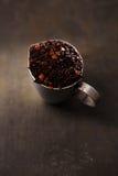 Chipotle - jalapeno smoked chili Stock Photo