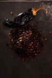Chipotle - jalapeno smoked chili Royalty Free Stock Photography
