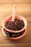 Chipotle - jalapeno smoked chillies Stock Image