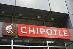 Chipotle Royalty Free Stock Photography