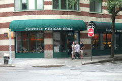 Chipotle royalty free stock images
