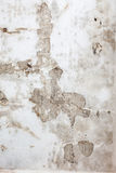 Chipped concrete wall texture Stock Image