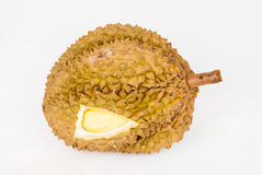 Chipped Durian Royalty Free Stock Photography