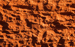 Chipped Sand Stone Texture Royalty Free Stock Images