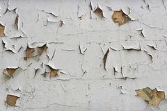 Chipped Wall Stock Photo