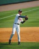 Chipper Jones, Atlanta Braves 3B Royalty-vrije Stock Afbeeldingen