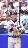 Chipper Jones, Atlanta Braves. Atlanta Braves 3B Chipper Jones. (Image taken from color slide Stock Photos