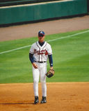 Chipper Jones, Atlanta Braves 3B. Stock Photos