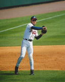 Chipper Jones, Atlanta Braves 3B. Royalty Free Stock Images