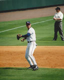 Chipper Jones, Atlanta Braves 3B. Royalty Free Stock Photo