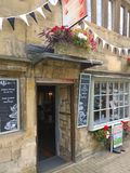 Chipping campden Cotswold village Royalty Free Stock Image