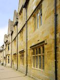 Chipping campden Cotswold village Royalty Free Stock Photo