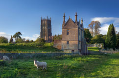 Chipping Campden, Gloucestershire Stock Images