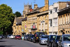 Chipping Campden High Street. Stock Images