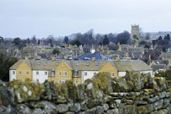 Chipping Campden in UK Royalty Free Stock Photo