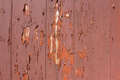 Chipping peeling paint Royalty Free Stock Photography