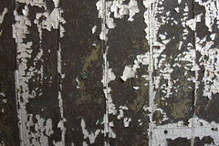 Chipping, peeling paint texture Stock Photography