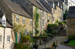 Chipping Steps, Tetbury Stock Image