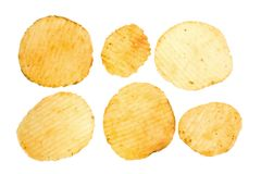 chippotatis royaltyfri foto