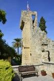 Chipre, abadía de Bellapais Foto de archivo libre de regalías