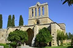 Chipre, abadía de Bellapais Fotografía de archivo libre de regalías