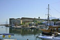 Chipre, Kyrenia Fotografía de archivo libre de regalías
