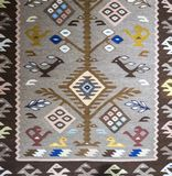 Chiprovtsi tapisse des couvertures Images stock
