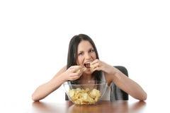 Chips Stockfotografie