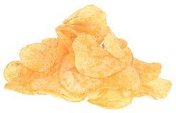 Chips. Stock Afbeeldingen