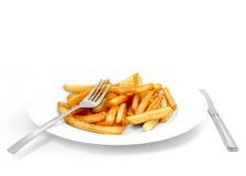 Chips Stockfotos