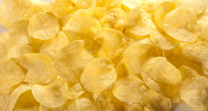 Chips Stock Afbeelding