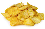 Chips Royalty-vrije Stock Fotografie