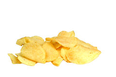 Chips Stock Afbeelding