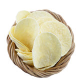 Chips Stock Foto