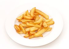 Chips Royalty Free Stock Photography