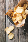 Chips Royalty-vrije Stock Afbeelding