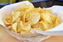 chips Fotografia Stock Libera da Diritti