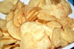 chips Fotografia Royalty Free