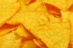 Chips background Royalty Free Stock Photo