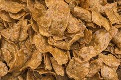 Chips caramélisés de riz Photo libre de droits