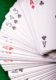 Chips & Casino Royalty Free Stock Photos