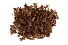 chips choklad Royaltyfri Fotografi