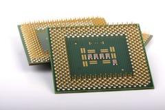 chips datoren arkivbilder